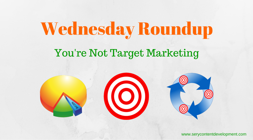 Wednesday Roundup Target Marketing