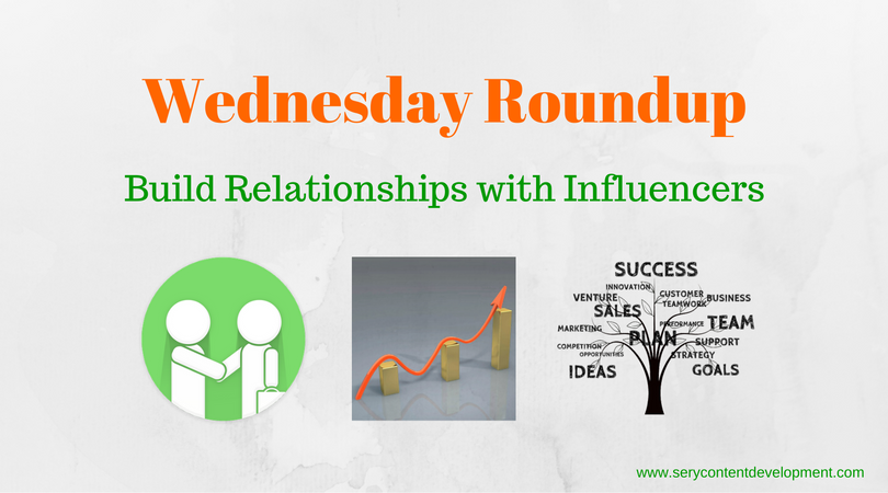 Build Relationships with Influencers