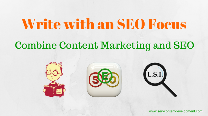 Content with an SEO Focus