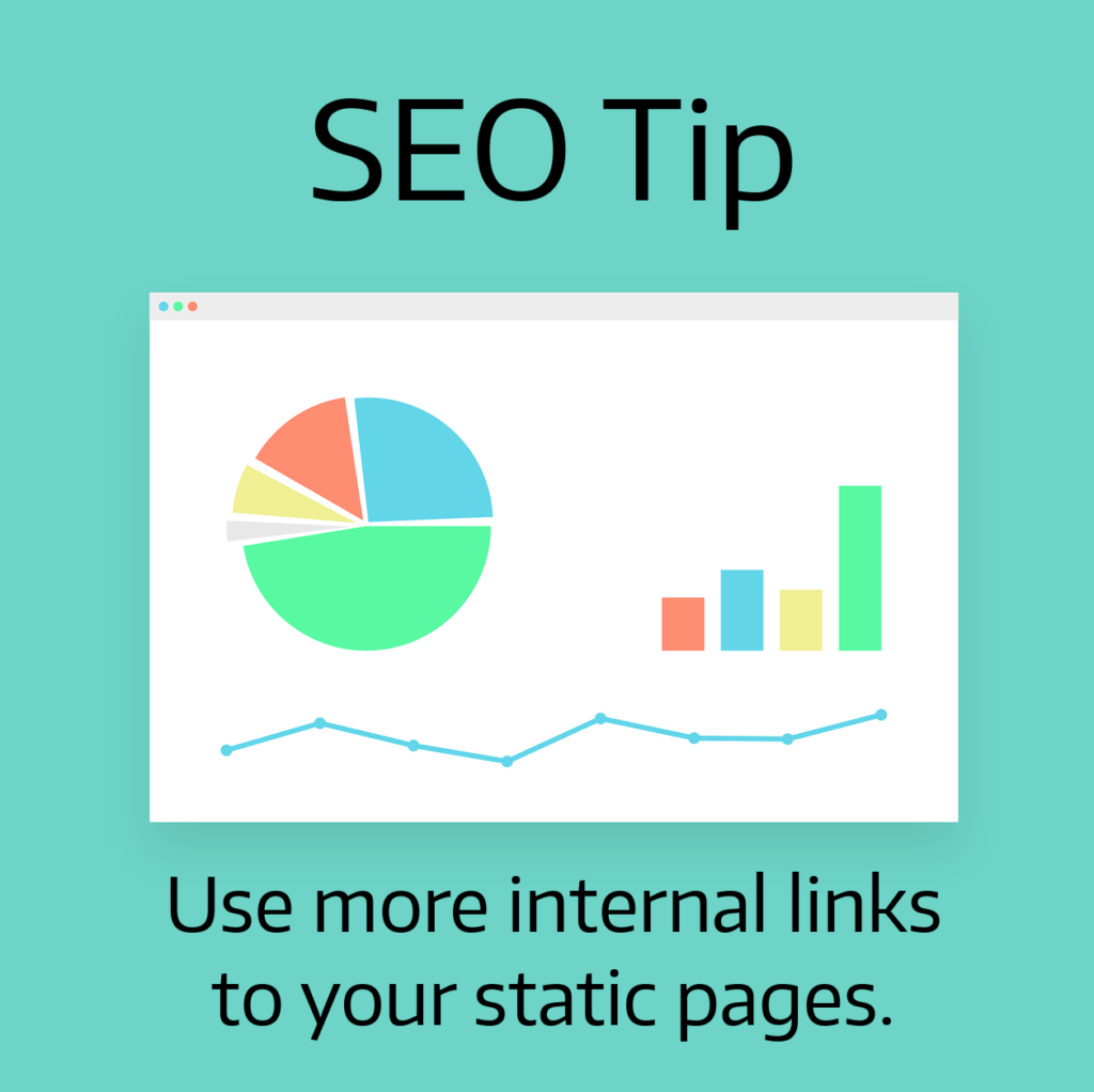 SEO Tips in Billings, MT internal links