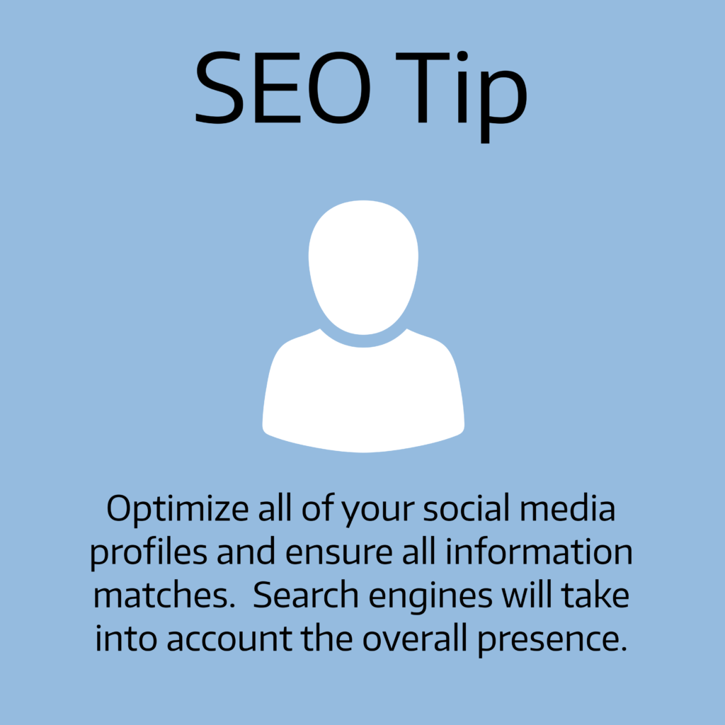 how to optimize your social media pages