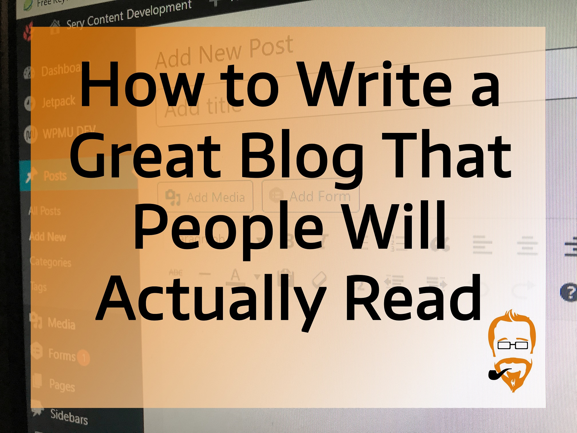 Write a great blog